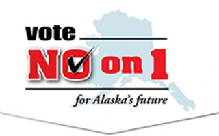 Alaska's Future, Vote No on 1